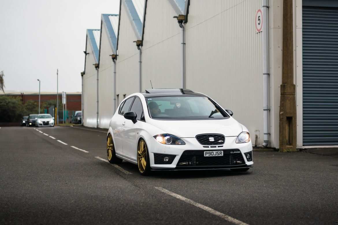 Paulos Stage 2 Plus Cupra R coming into NVM