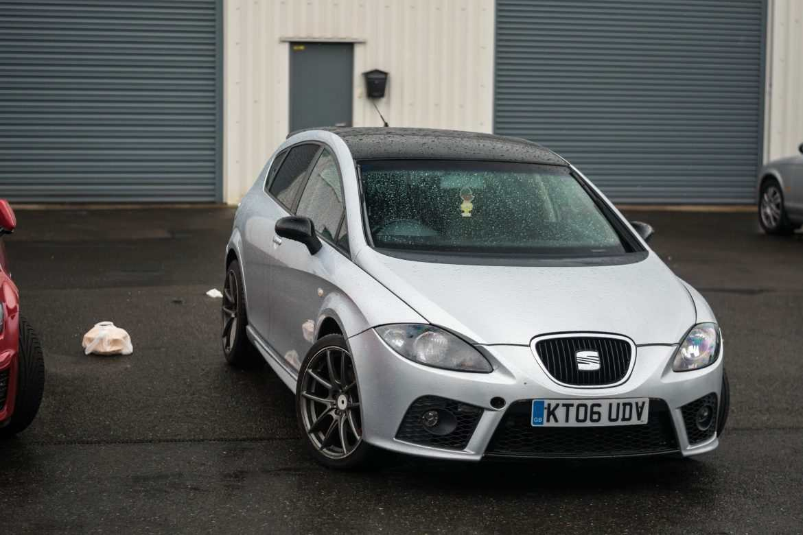Seat leon tdi silver nvm stage 2
