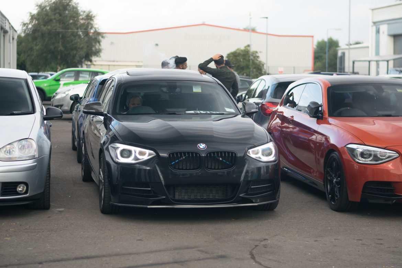 BMW M135i JB4, Scorpion Decat, BMS Intake Dyno Tuned