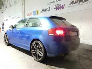 blue audi s3 8p tfsi at nvmotorsport
