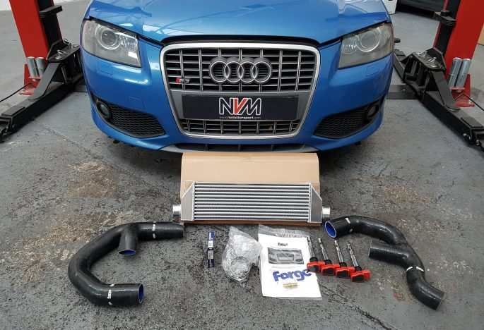 Audi S3 8p NVM Stage 2 Plus Antilag and Flatshift