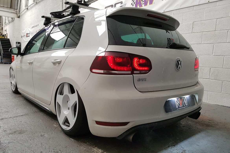 VW Golf Mk6 Gti P3gauges Digital Vent Gauge