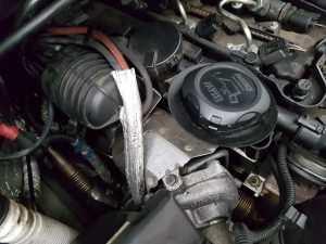 BMW 123d Turbo Stage 2 ECU remap