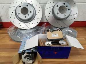 tarox f2000 discs