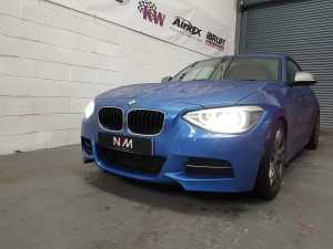 Tarox brakes install BMW m135i