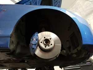 M135i stock brakes