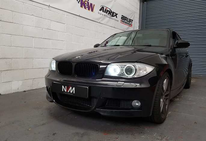 BMW 123d Stage 2 ECU remap NVM