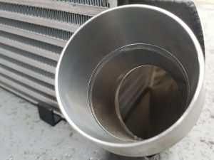 Forge motorsport intercooler NVM