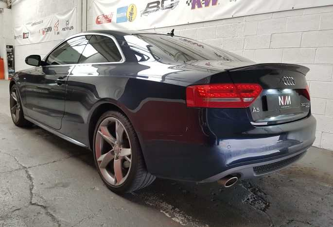 Audi A5 3.0 Tdi Stage 2 Remap with FMIC and Downpipe