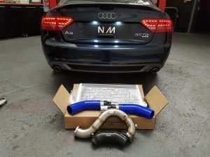 Audi a5 3.0 tdi blue fmic