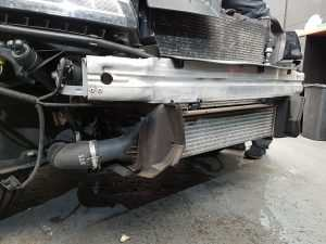 stock a5 intercooler 3.0 tdi