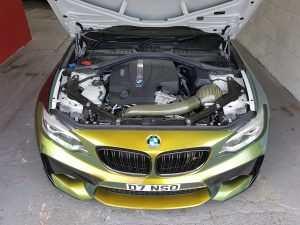 BMW M2 Eventuri Intake NVM
