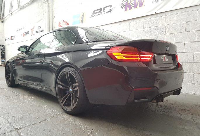 BMW M4 BMW intake fitting