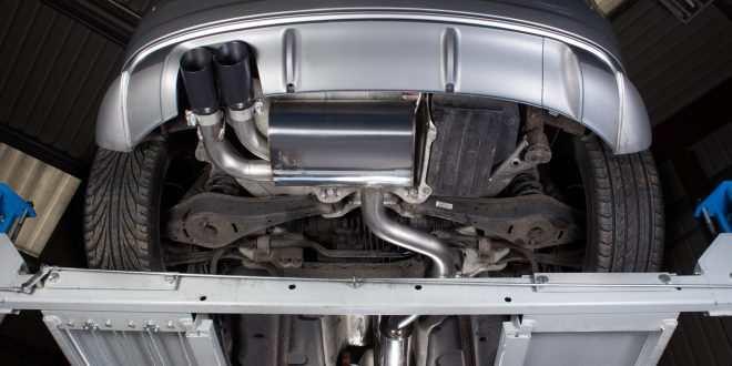 Scorpion For Audi S3 8P 3 Door & Sportback Revised