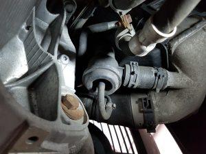 porsche diverter valves