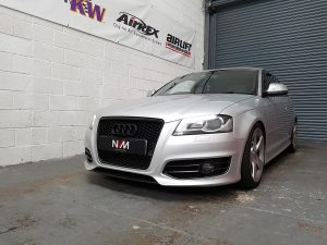 Audi S3 8P S-tronic Stage 2+ NVM