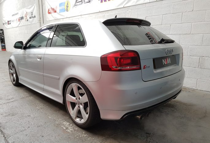 Audi S3 8P NVM Stage 2+ S-tronic