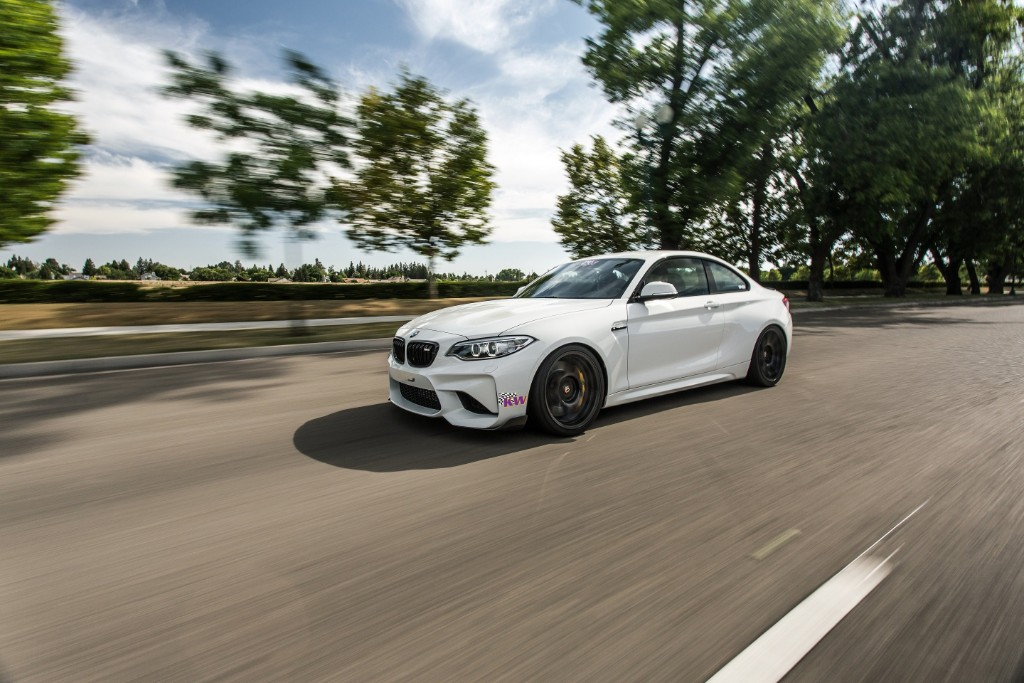 BMW M2 KW DDC Coilovers