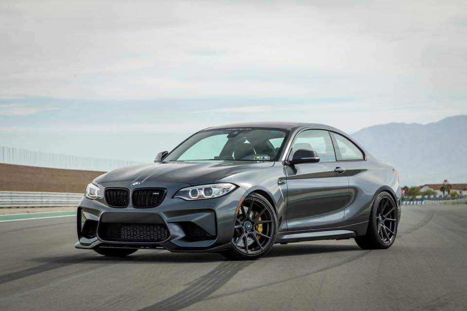 BMW M2 Carbon Fibre Vorsteiner Aero Kit NOW Available