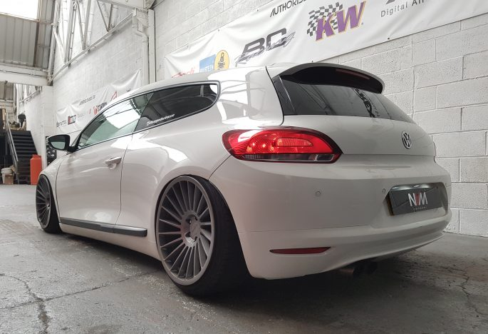 VW Scirroco 1.4 Tsi Scorpion Exhaust Upgrade