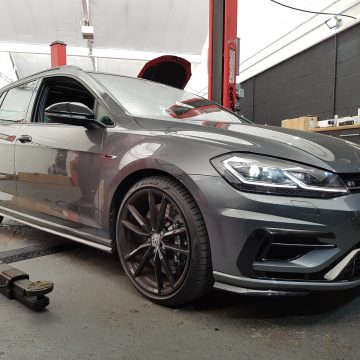 VW GOLF R MK7.5 Estate Forge Motorsport FMIC
