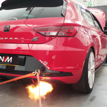 Seat Leon Cupra 280 NVM Stage 2 with Overrun