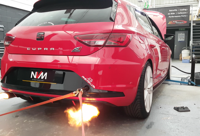 Seat Leon Cupra 280 Nvm Stage 2 With Overrun Nv Motorsport Uk