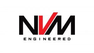 NVM ENGINEERED logo