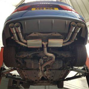 Audi S3 8V - Scorpion Exhaust | NV Motorsport UK